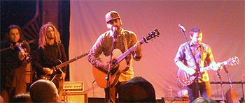 Music headliner Todd Hannigan
