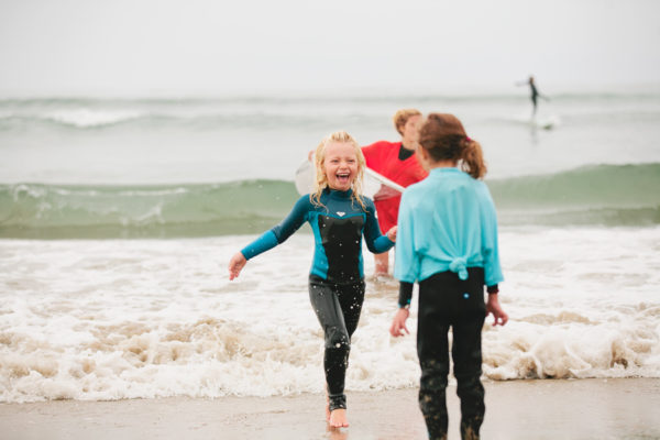 Kid's Summer Surf Camp