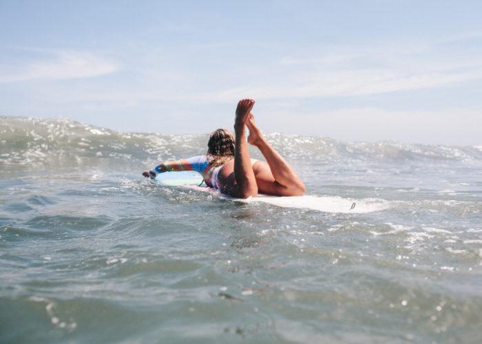 Mary Osborne Surf Guide